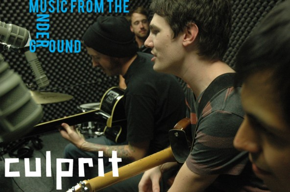 Music from the Underground – Culprit
