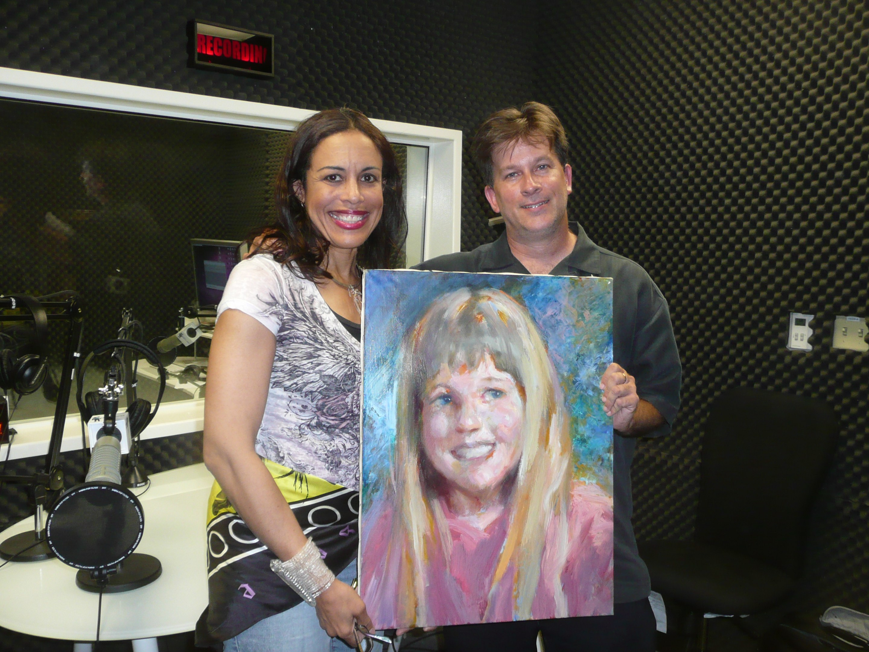 Listen: Thrive! – The Living Well Show – Art Impacts Communities and Heals