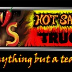 T&#039;s Hot Sauce Truck