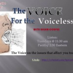 Voice for the Voiceless Logo
