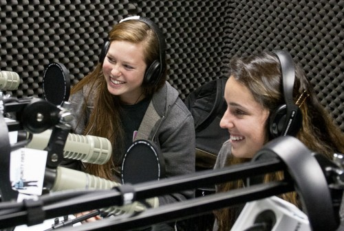 Listen: – Happy Hour – Women's Volleyball State Champions