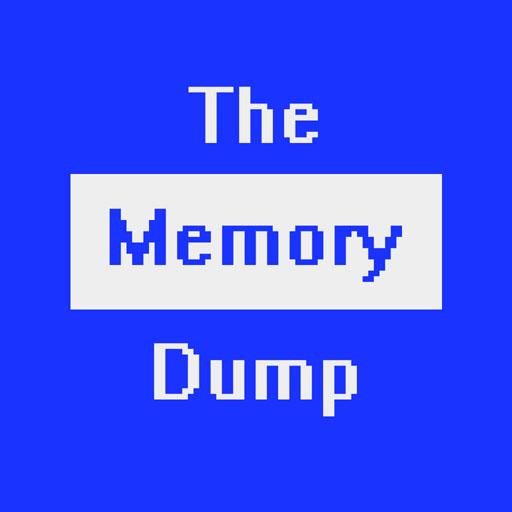 The Memory Dump Logo
