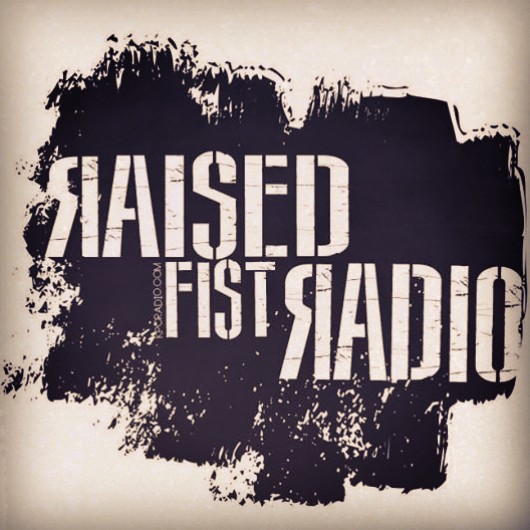 Raised Fist Radio – 9.18.13 – Chuck O'Connell