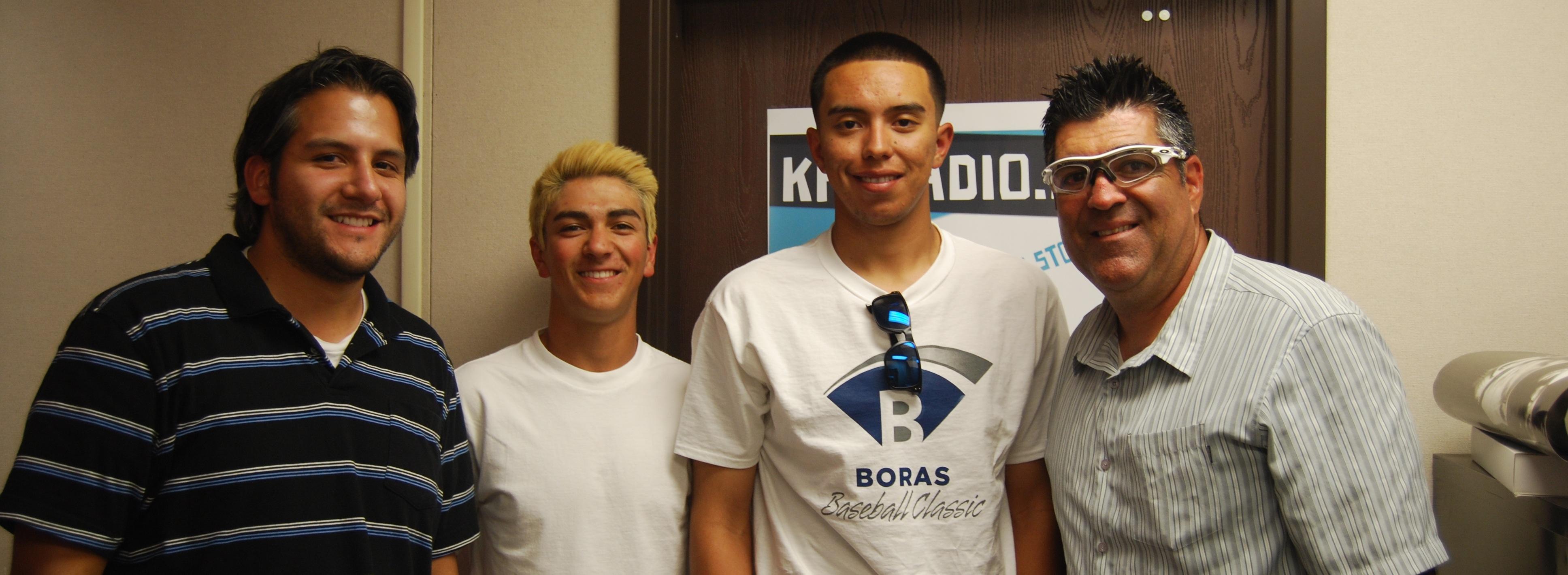 High School Sports Showcase – 4.30.14 – San Fernando High School Baseball
