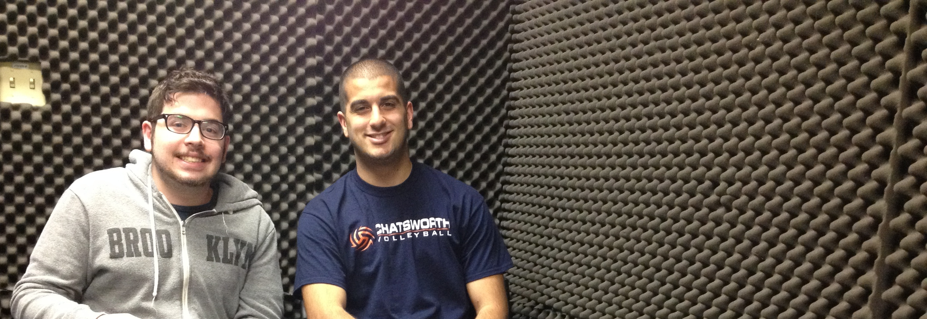 High School Coaches' Corner – 03-09-15 – Over the Net with Sina Aghassy