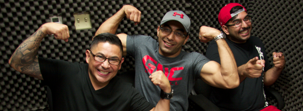 The Body Show – 10.12.15 – Four Core