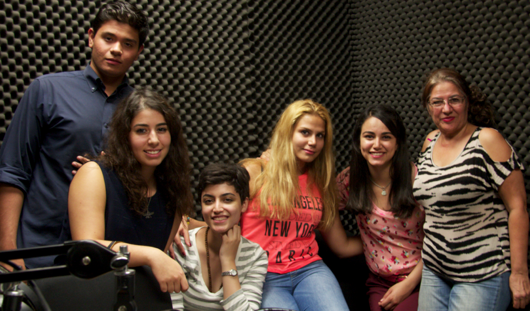 Farsi Show – 09.30.15 – Persian Club