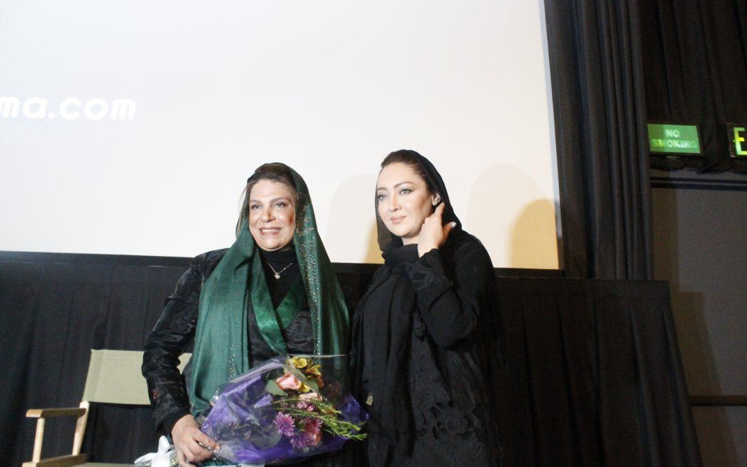 Farsi Show- Red Carpet with Niki Karimi