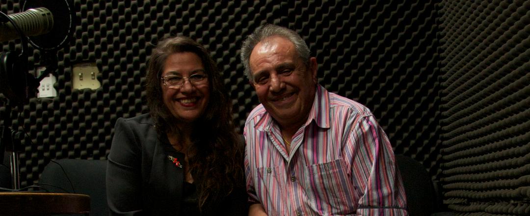 Farsi Show – 4.20.16 – Hoshiar Nejad