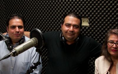 The Farsi Show – 5.11.16- Racing & Writing