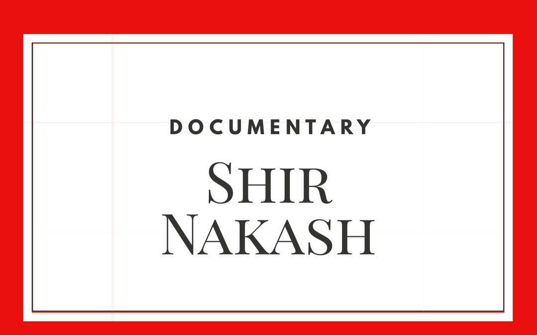Shir Nakash- Documentary- Tel Aviv Grill