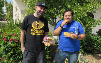 What the Truck? – Donuts Rule Everything Around Me