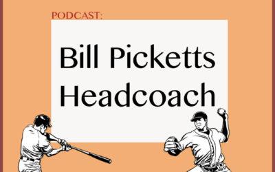 Podcast: Bill Picketts