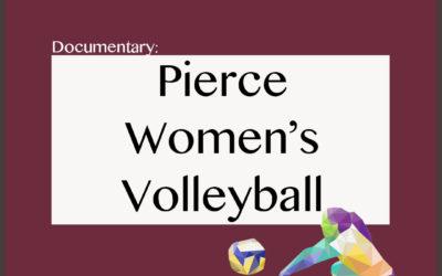 Pierce College Women's Volleyball