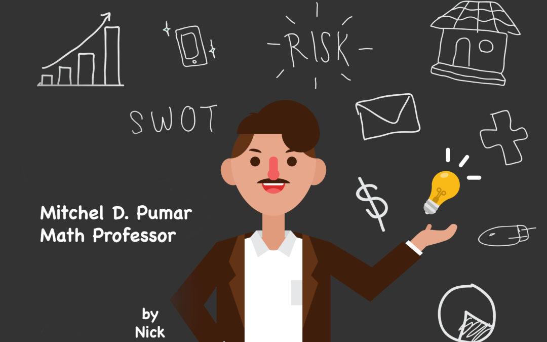 Podcast: Mitchell D. Pumar