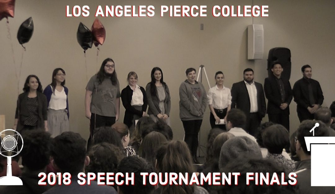 In the Hot Box: Speech Tournament 2018