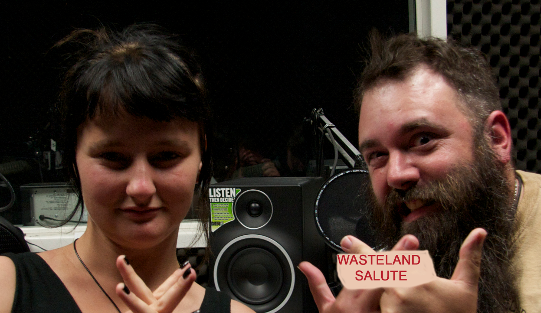 Gothropology- 5.13.16- Witness! Radio at Wasteland Weekend