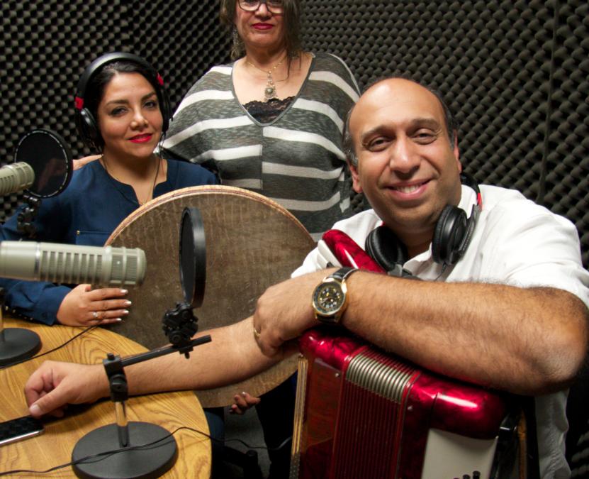 Farsi Show- 10.27.16- A Dynamic Duo