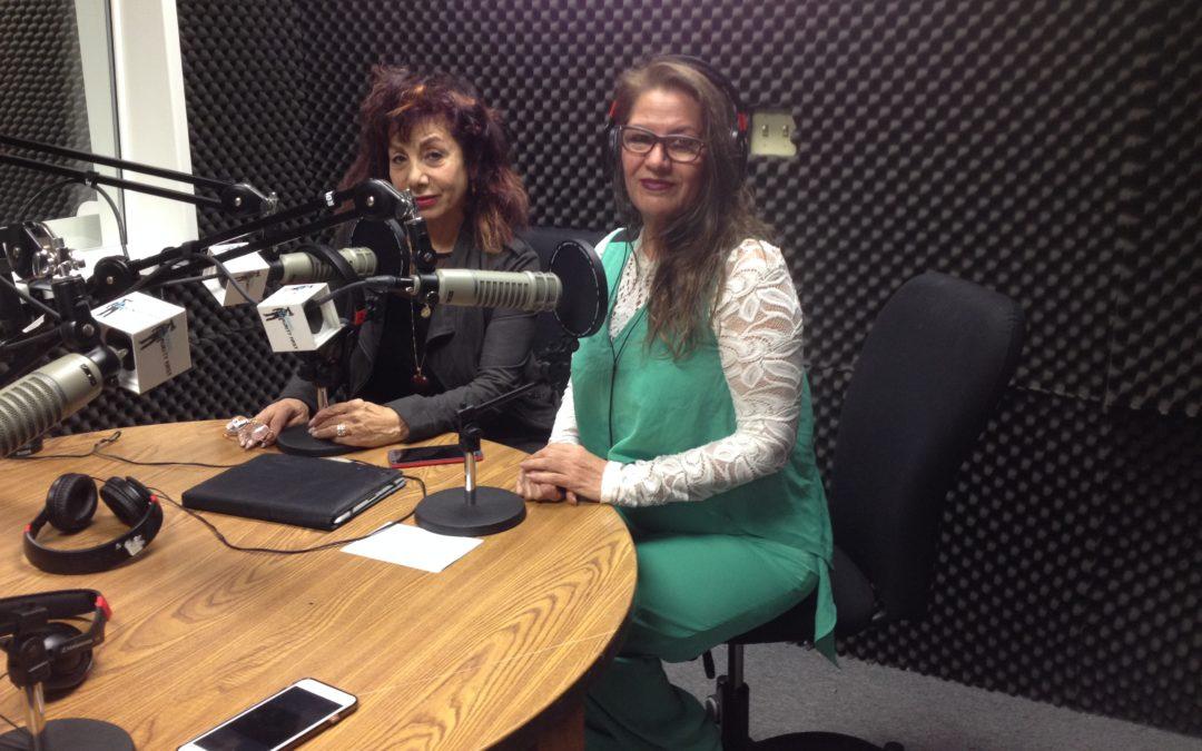 The Farsi Show- 12.15.16- Hengame and Hengameh