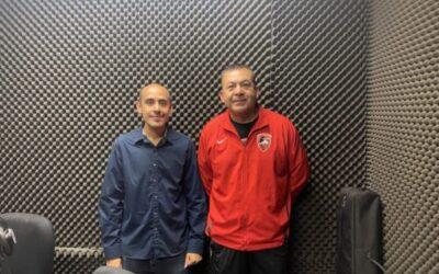 Brahma Sports: Head Soccer Coach Adolfo Perez